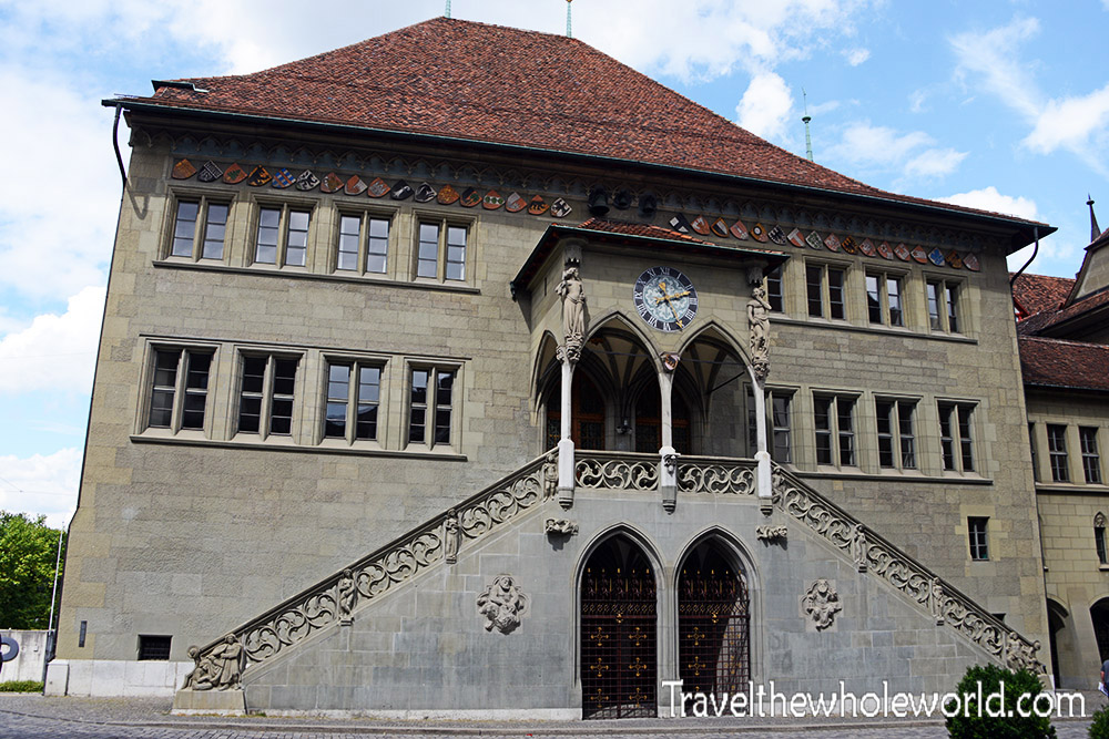 Switzerland Bern Old City Hall