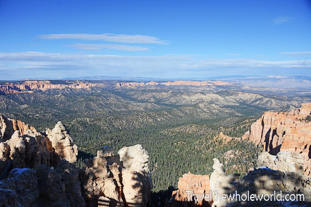 Utah Bryce Canyon Bowl