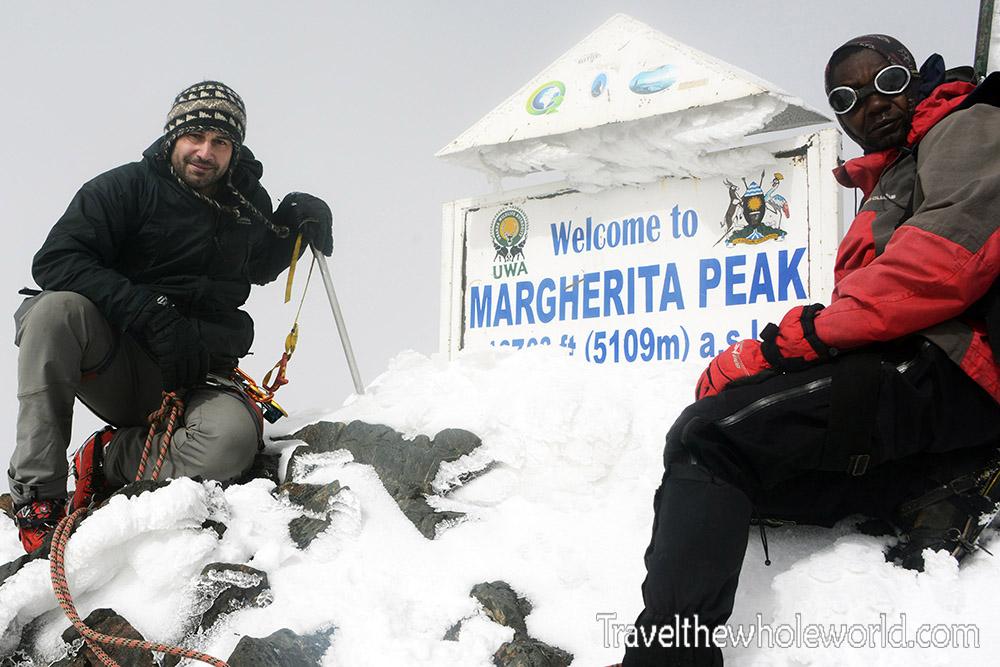 Mt. Stanley Summit