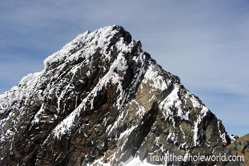 Uganda Mt. Stanley Alexadra Peak