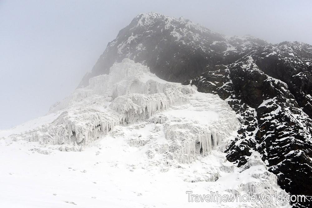 Uganda Mt. Stanley Margherita Peak