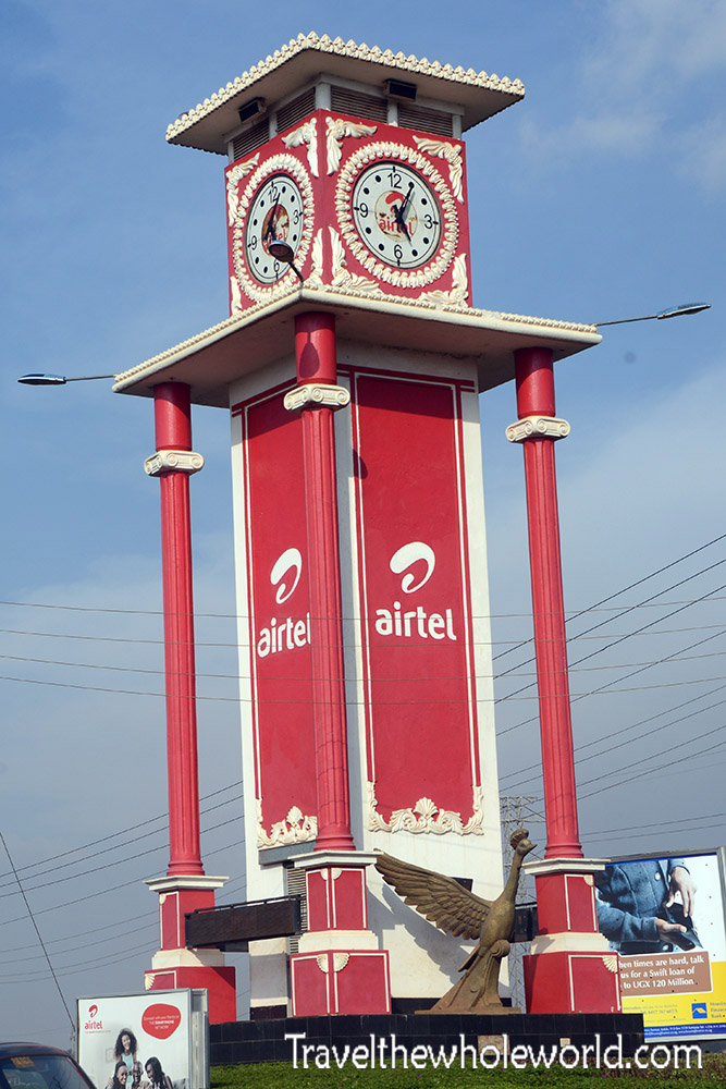 Kampala Clocktower