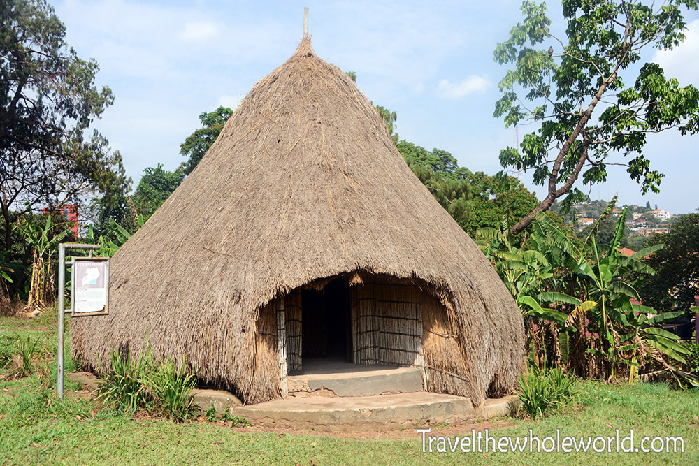 Kampala Museum Traditional Hut