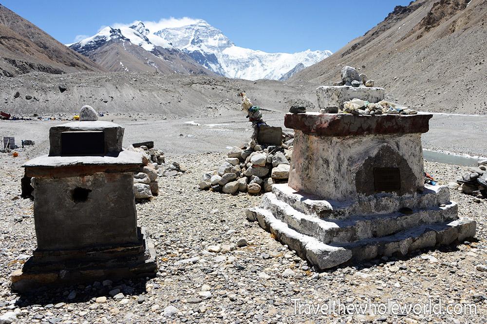 Tibet Everest Climber's Memorial