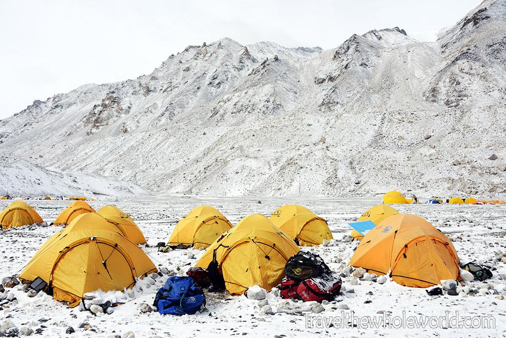 Tibet Base Camp