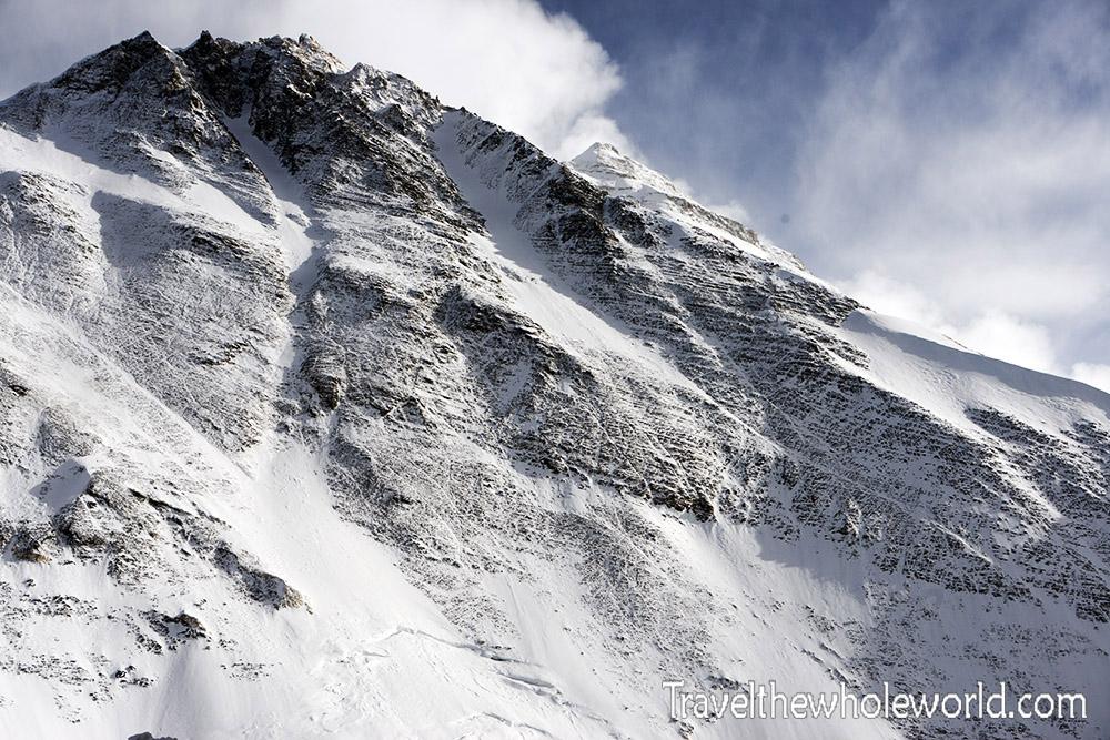 Everest Tibet ABC View