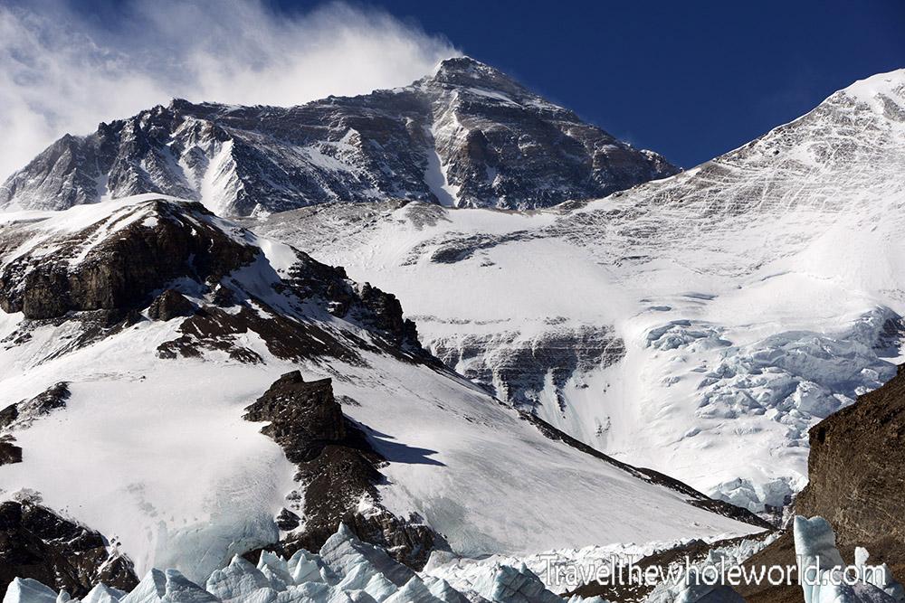 Tibet Mt Everest