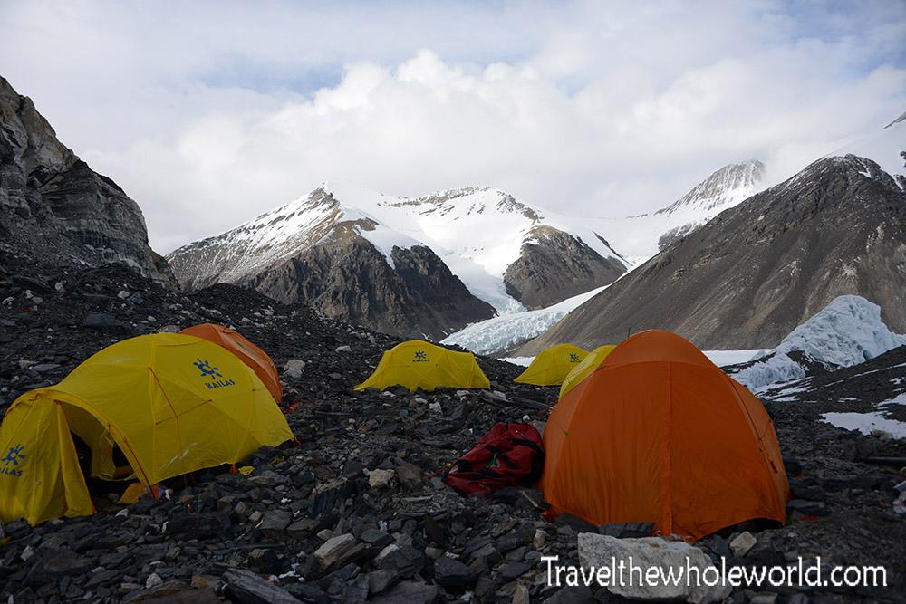Mt. Everest Tibet Advanced Base Camp