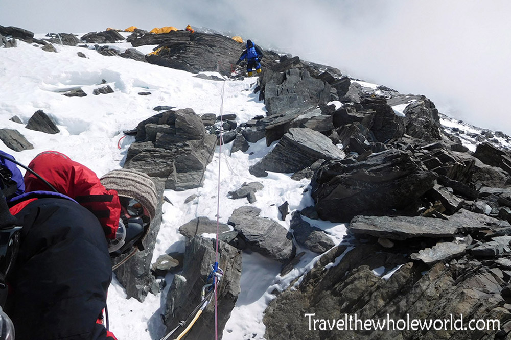 Everest Tibet Climbing North Ridge & Mt. Everest from Tibet - Climbing the North Col u0026 High Camps -