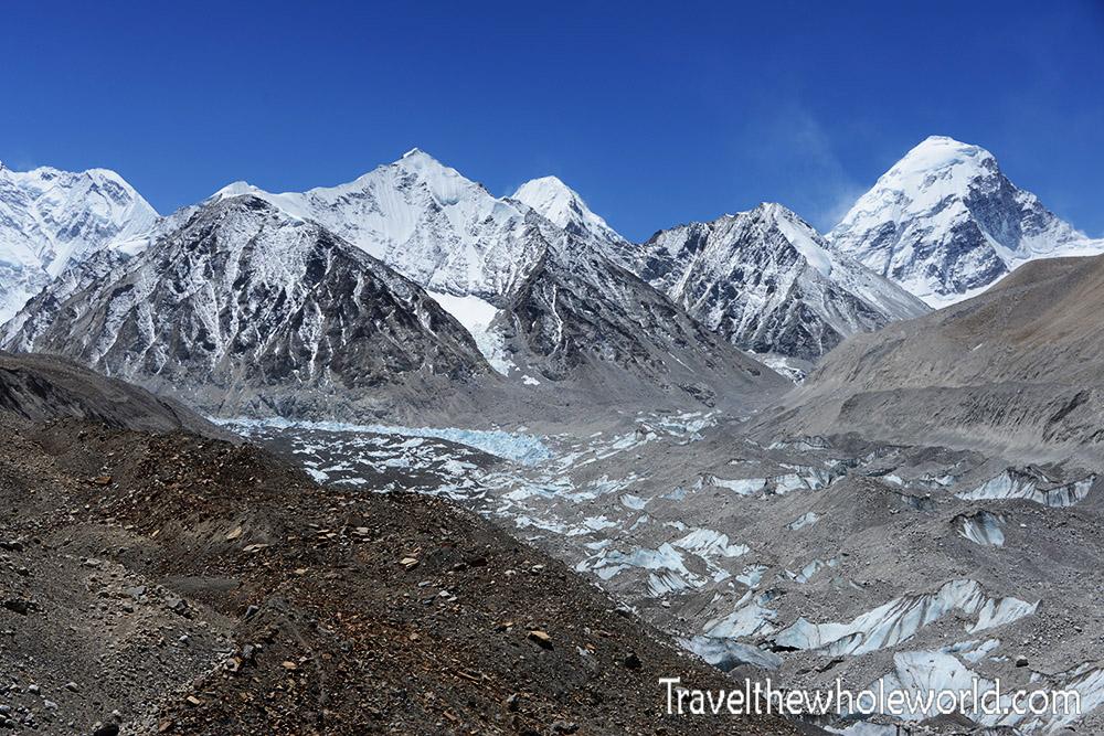 Tibet Pumori View