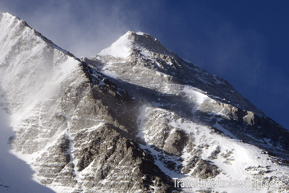 Everest Top of the World