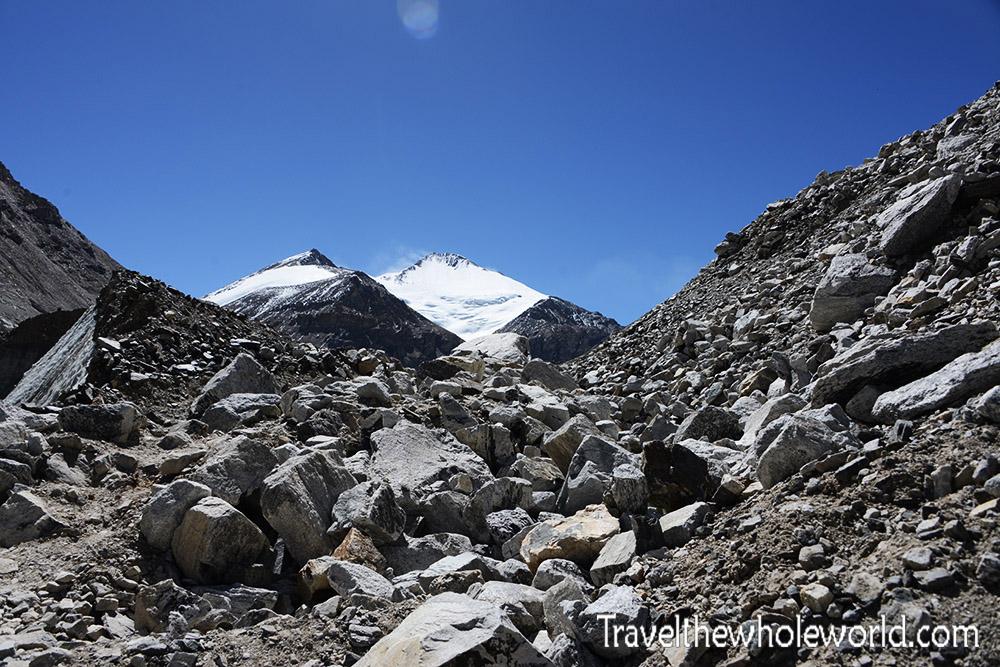 Mt. Everest Tibet ABC Trek