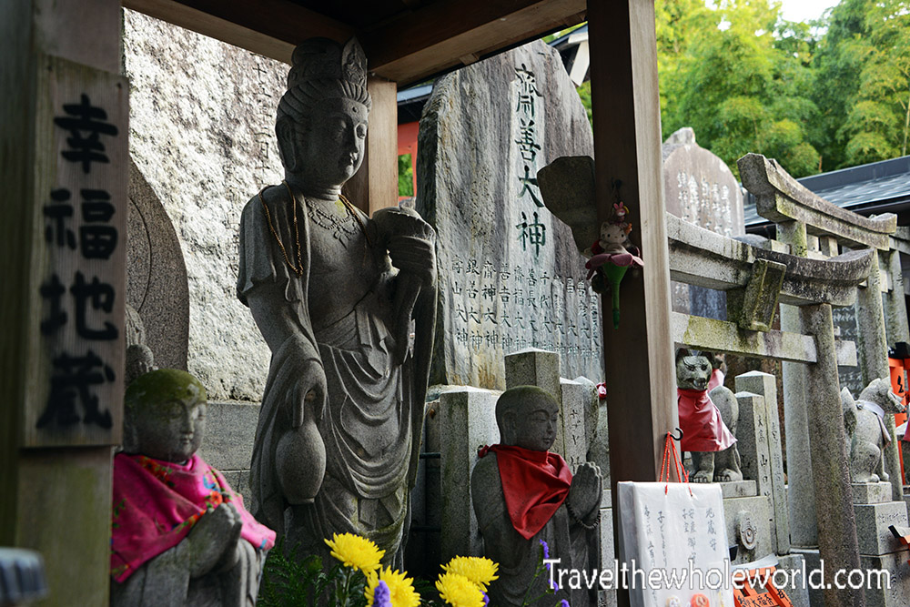Fushii Inari Taisha Buddha