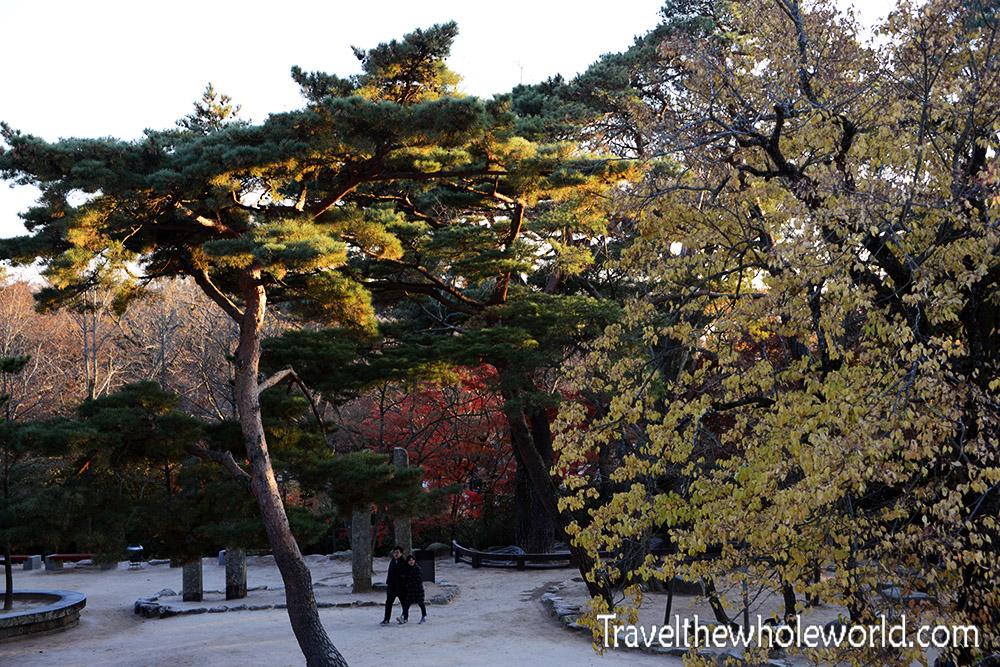 South Korea Gyeongju Bulguska Garden