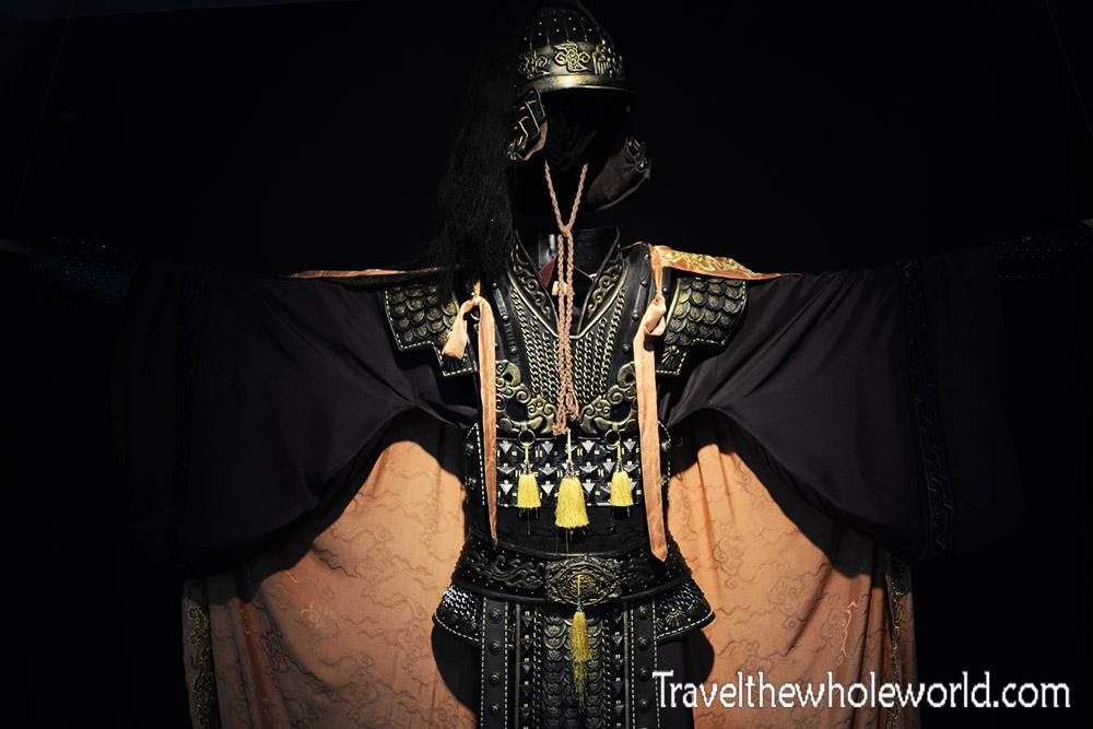 South Korea Gyeongju Medieval Armour