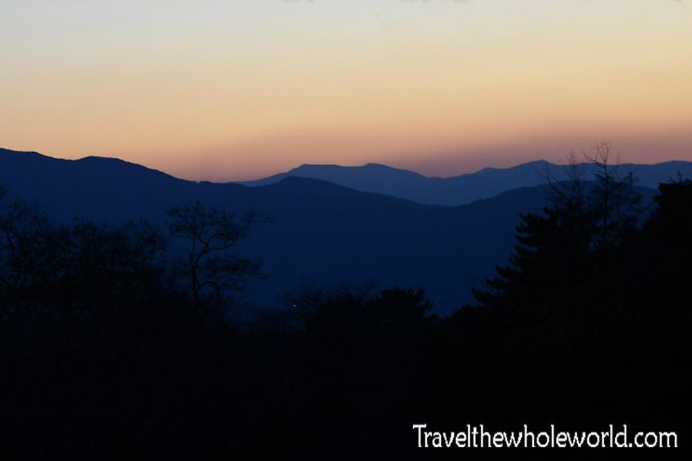 South Korea Gyeongju Bulguska Mountains