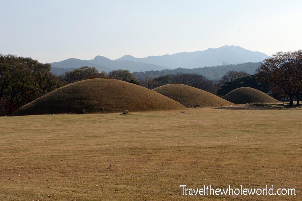 Korean Tombs