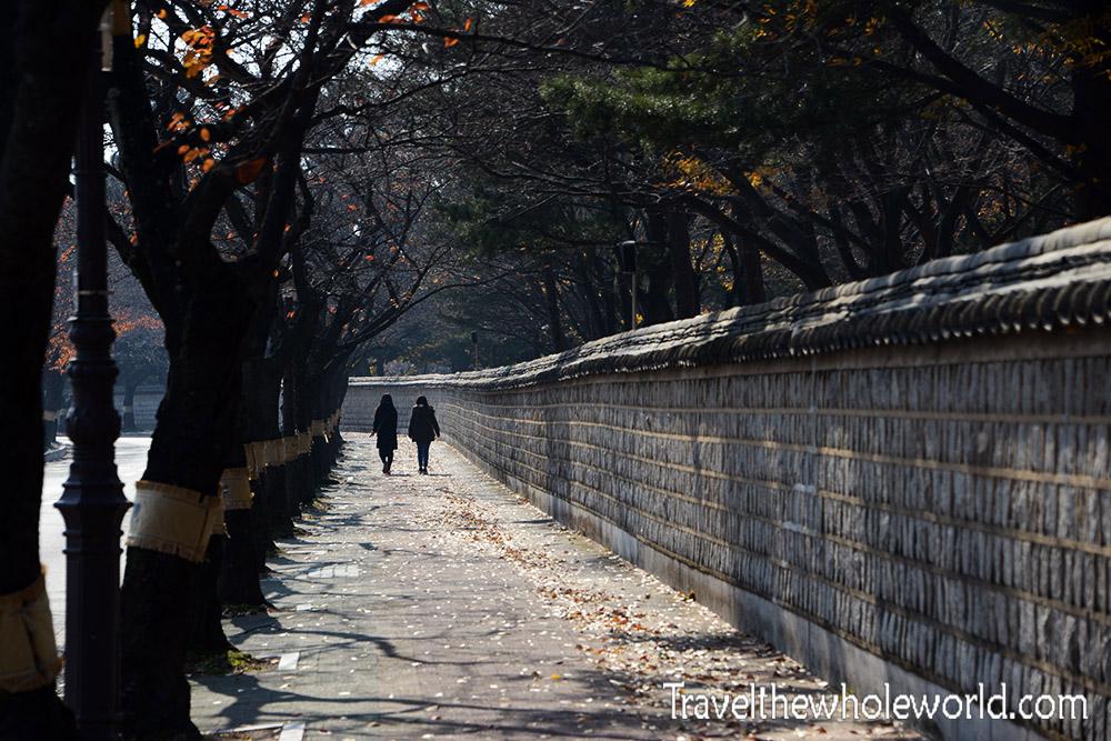 Ancient Korean Wall