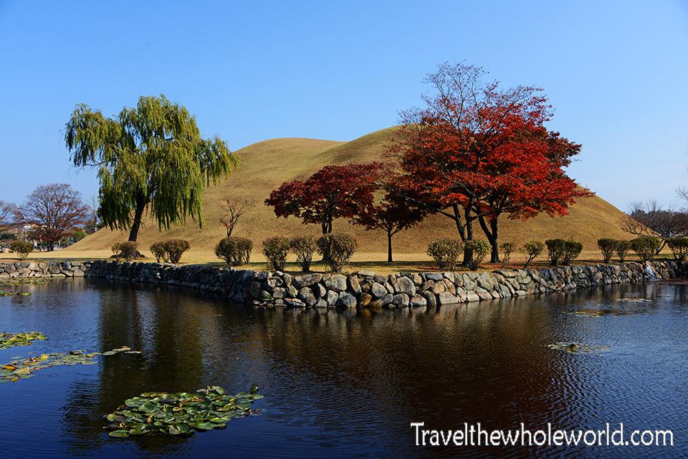 Korea Royal Tombs