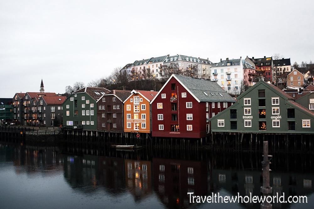 Trondheim Buildings
