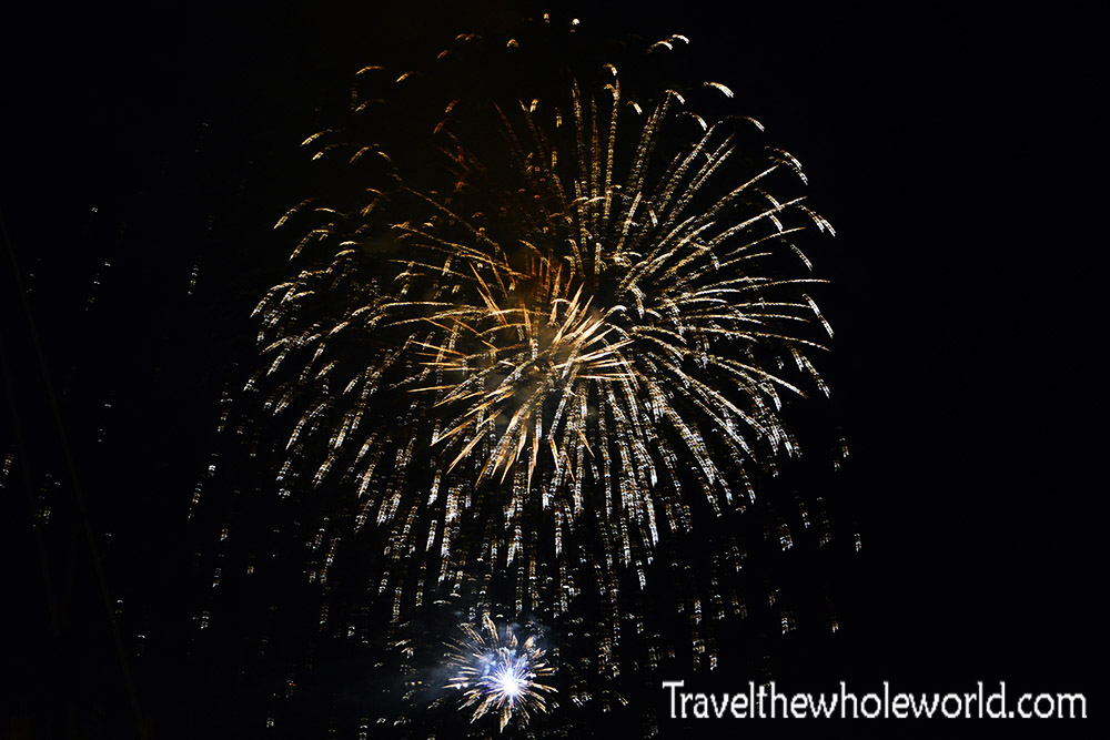 Norway New Years in Trondheim