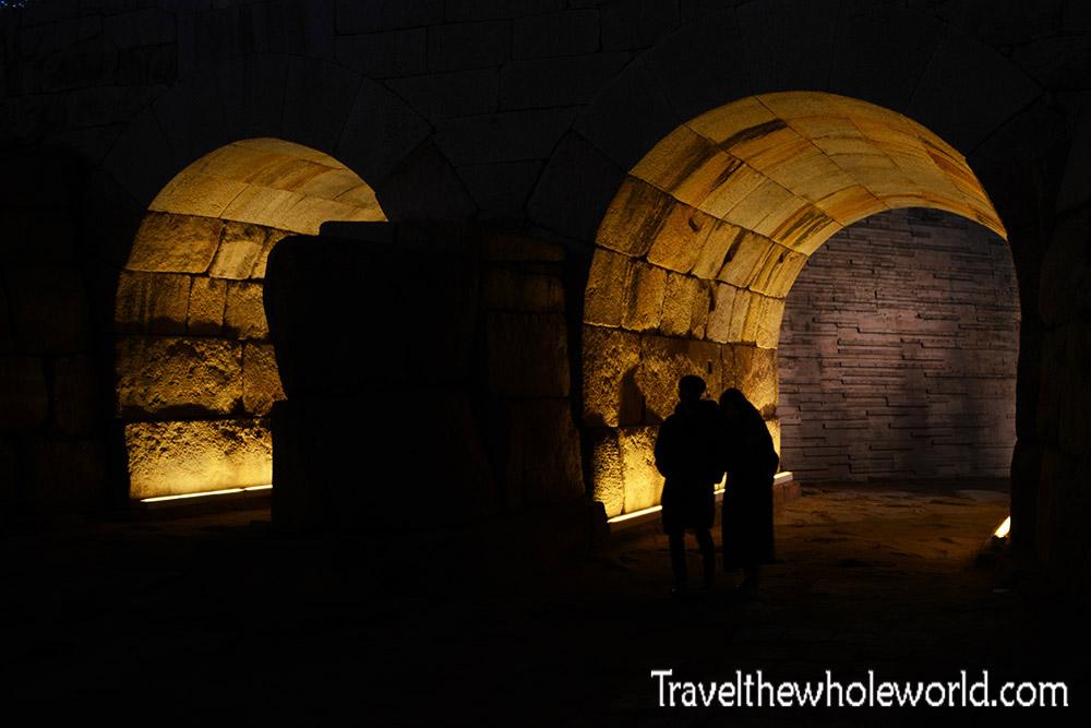 Dongdaemun Design Ancient Tunnel