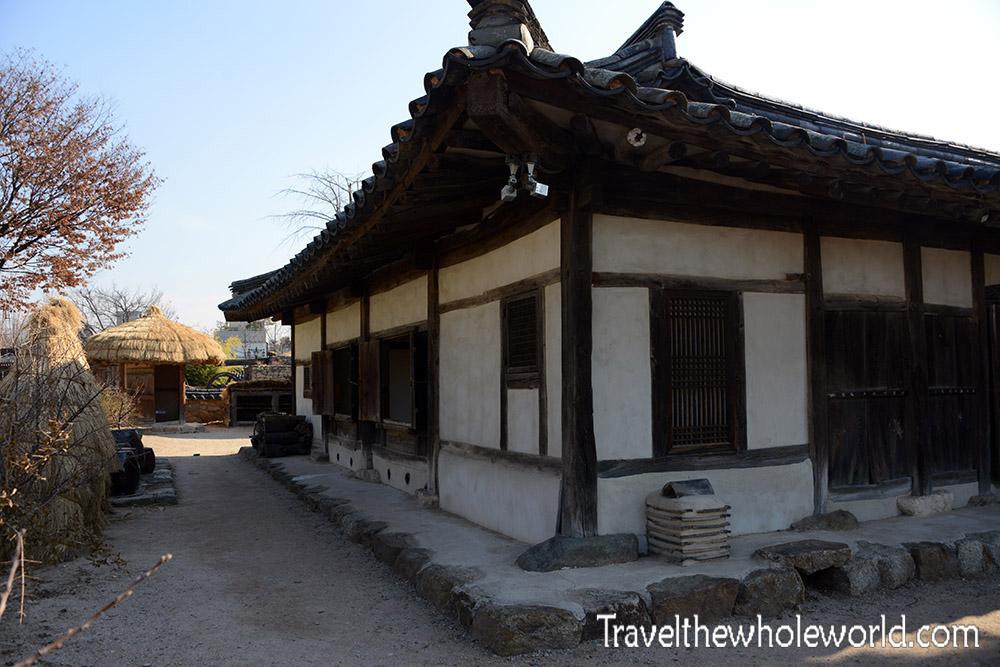 South Korea Folk Village