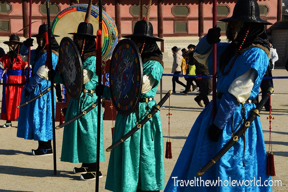 Gyeongbokgung Guard