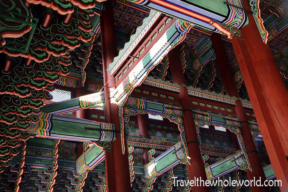Gyeongbokgung Interior
