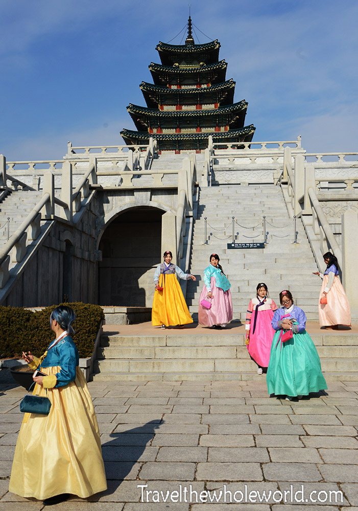 South Korea Traditional Clothing