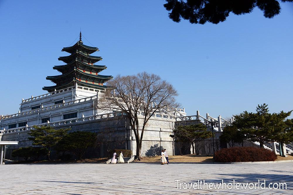 Gyeongbokgung Pagoda Folk Museum