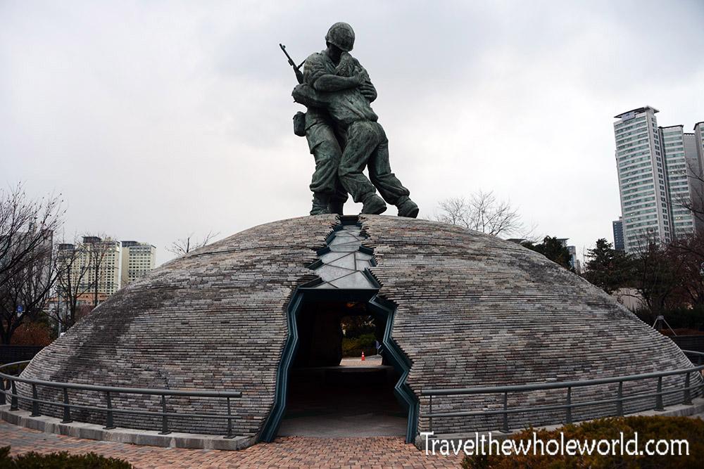 Seoul Korean War Memorial