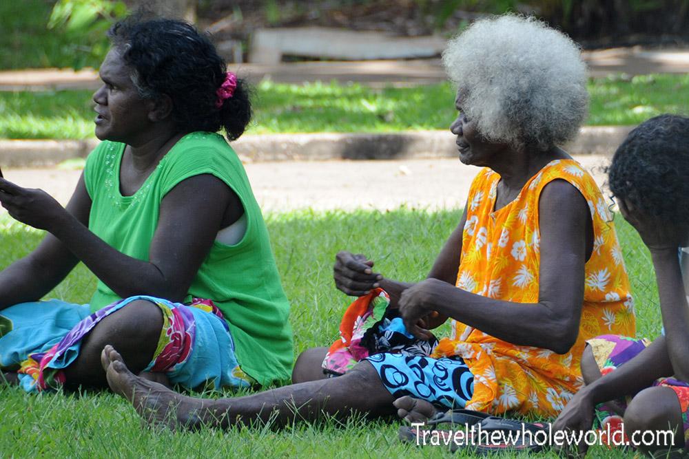 Darwin Australia Aborigines