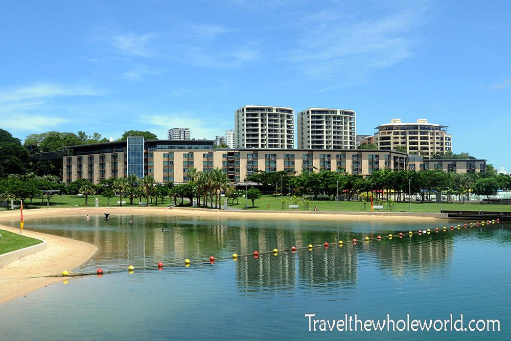 Darwin Hotel Beach