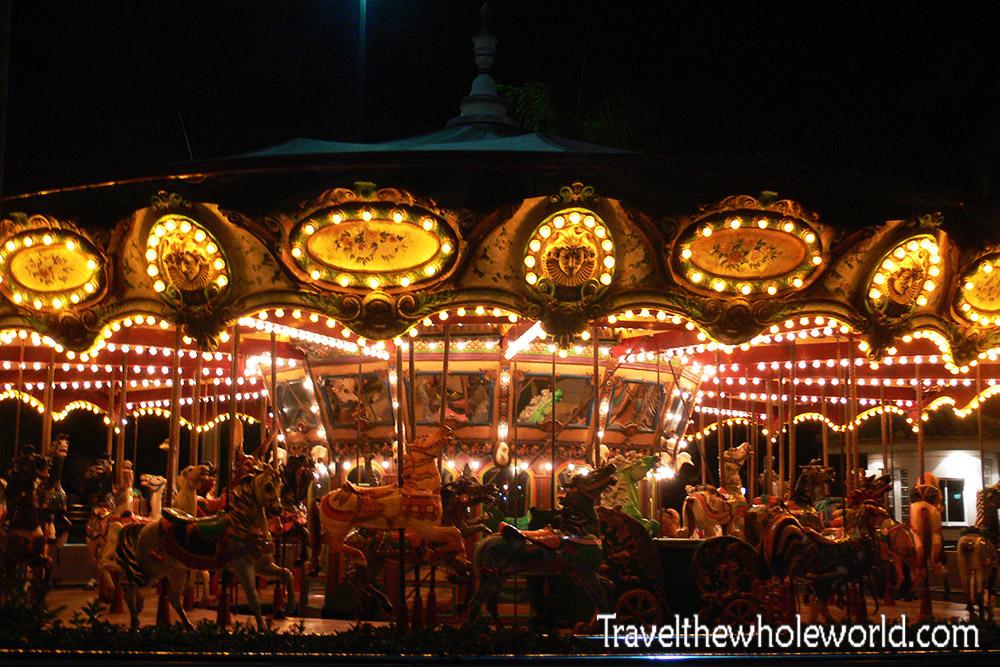 Jerudong Brunei Carousel