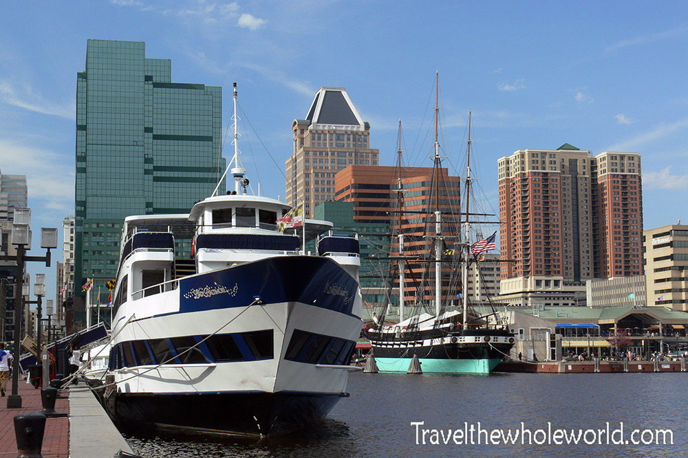 Maryland Baltimore Cruise Ship