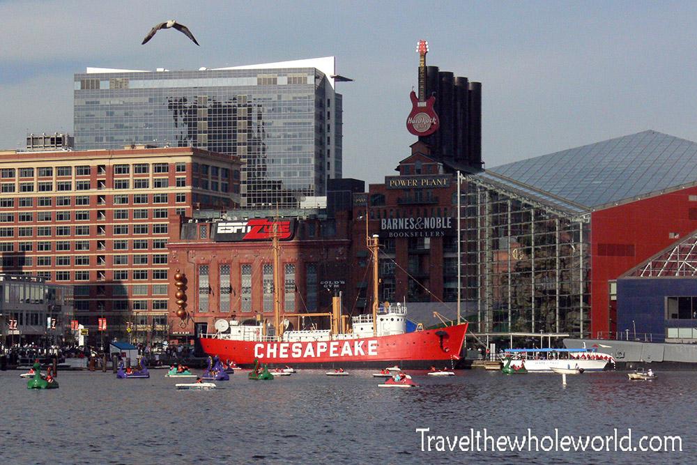 Maryland Baltimore Inner Harbor