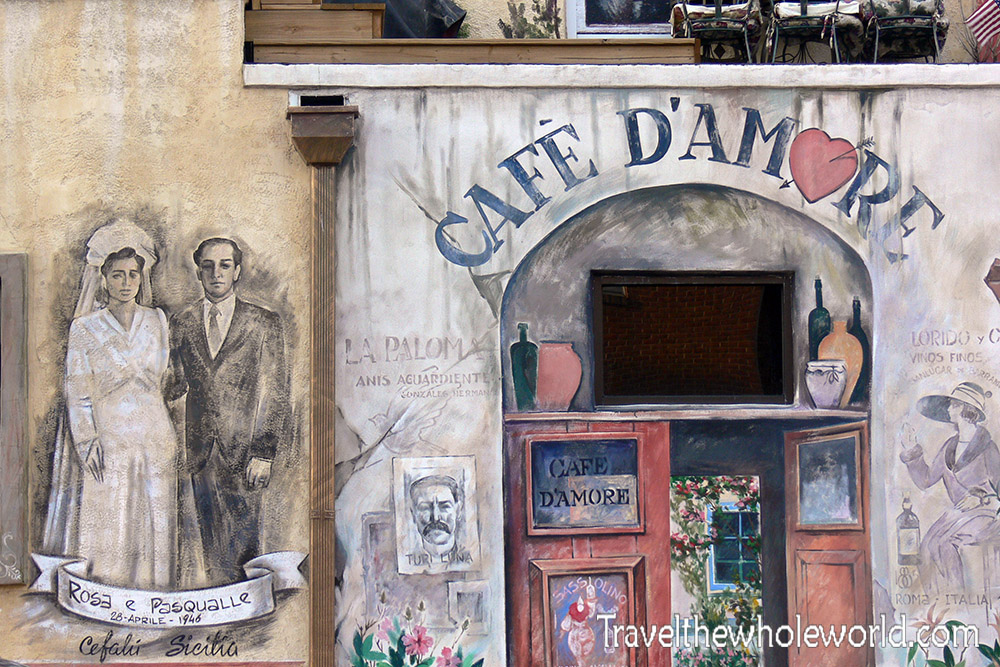 Maryland Baltimore Little Italy Cafe