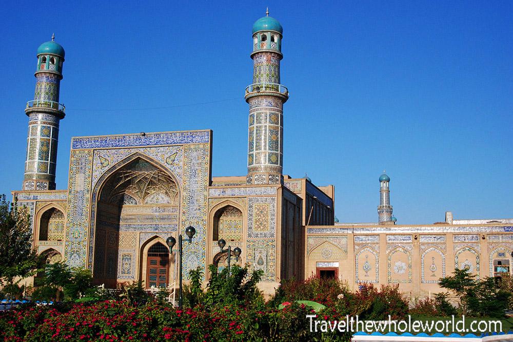 Afghanistan Herat Friday Mosque