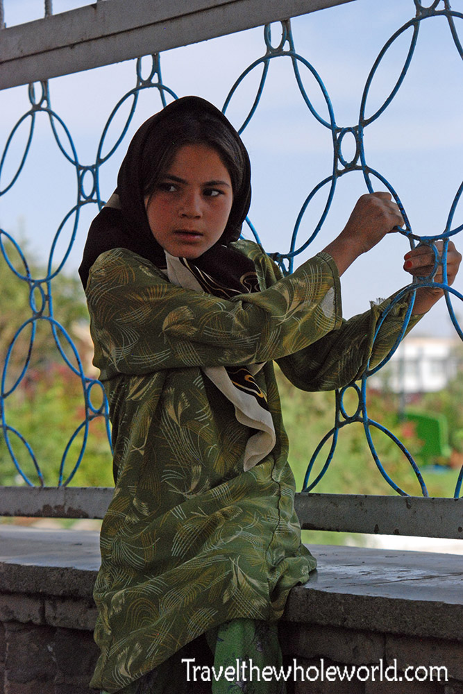 Afghanistan Herat Girl