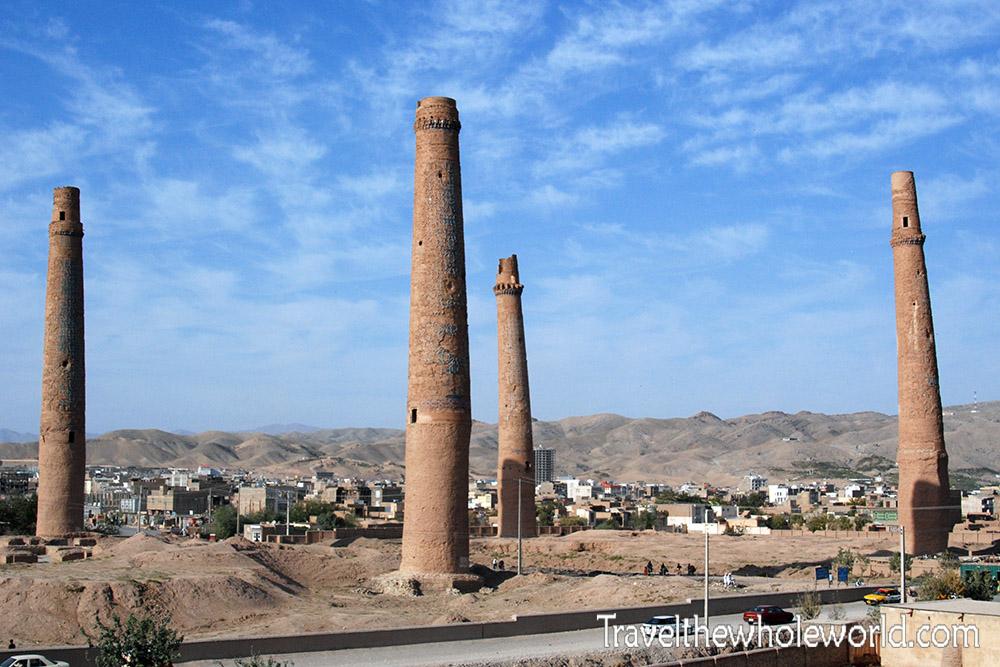 Afghanistan Musalla Complex