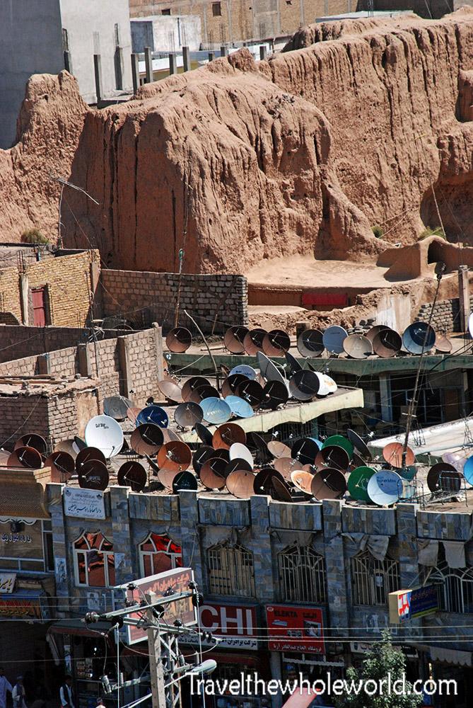 Afghanistan Herat Satellites