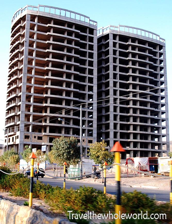 Afghanistan 9/11 Herat Twin Towers