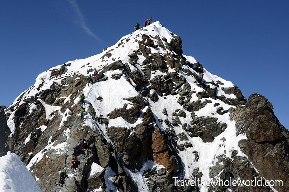 Austria Grossglockner Technical Climbing