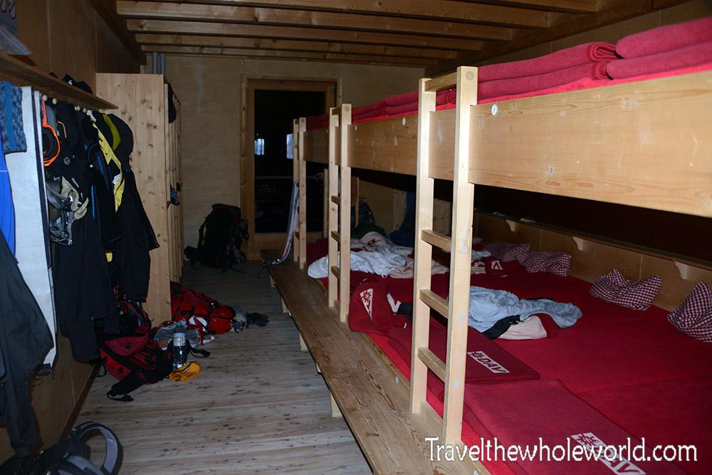 Grossglockner Stuedlhuette Rooms
