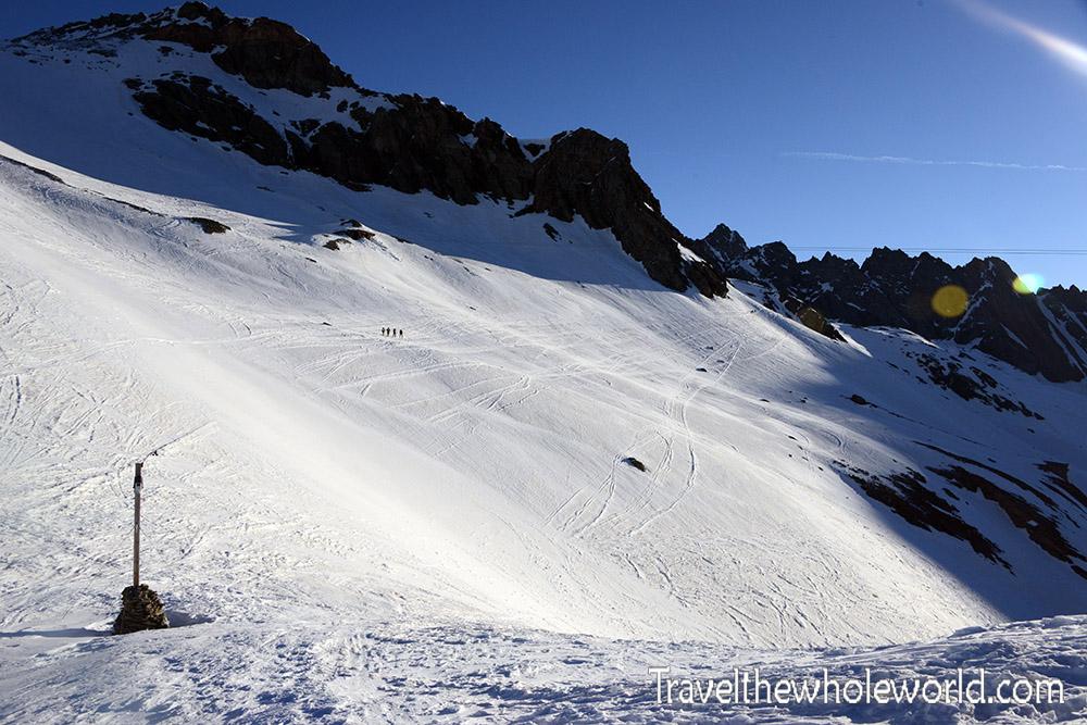 Austria Grossglockner Summit Start