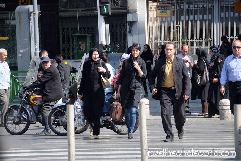 Iran Tehran People