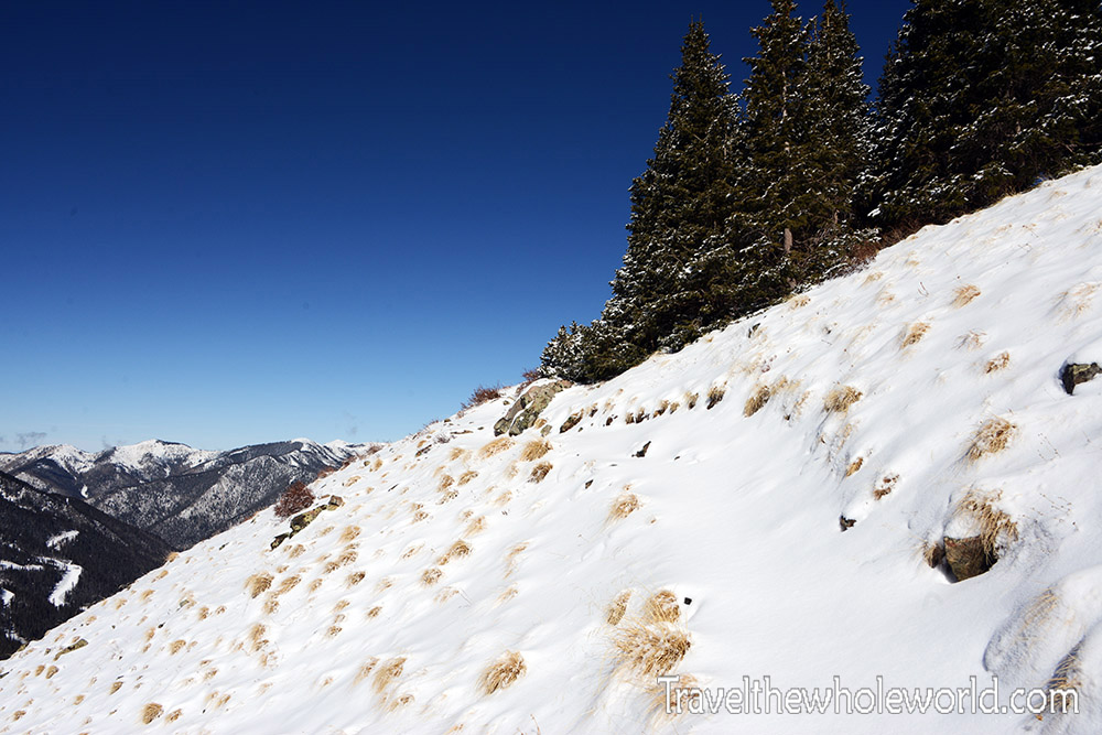 Wheeler Peak Gentle Slopes