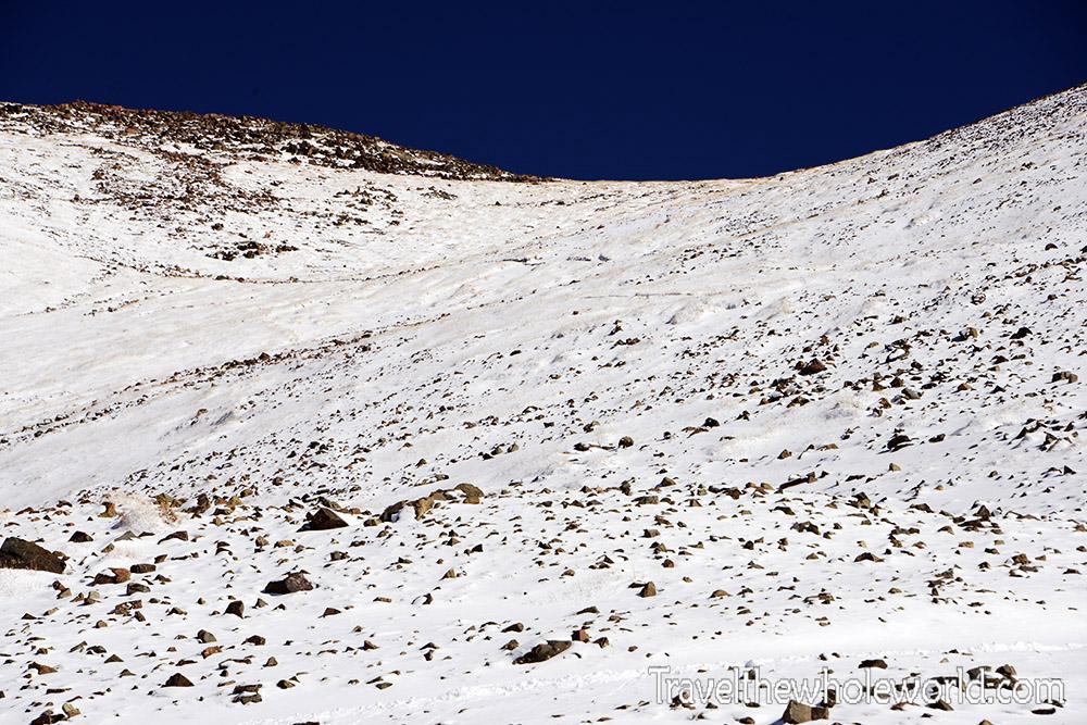 Wheeler Peak Saddle