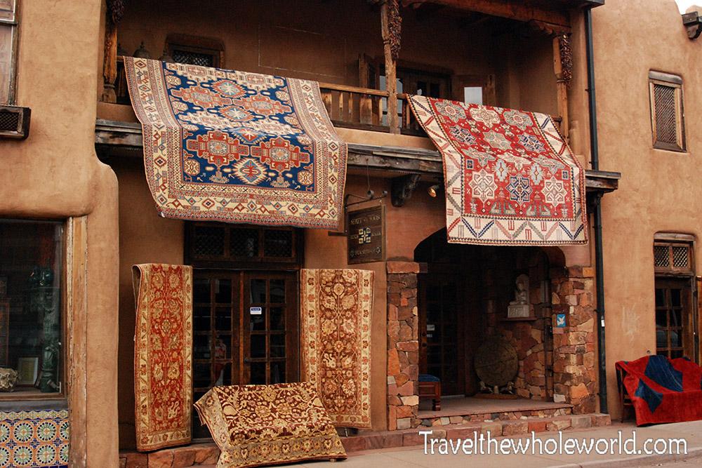 New Mexico Santa Fe Carpets